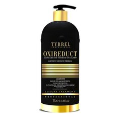 Пластика для волос Tyrrel  Oxyreduct 1000 мл