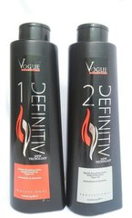 VOGUE Definitiv Hair Treatmnet KIT 1000 ml